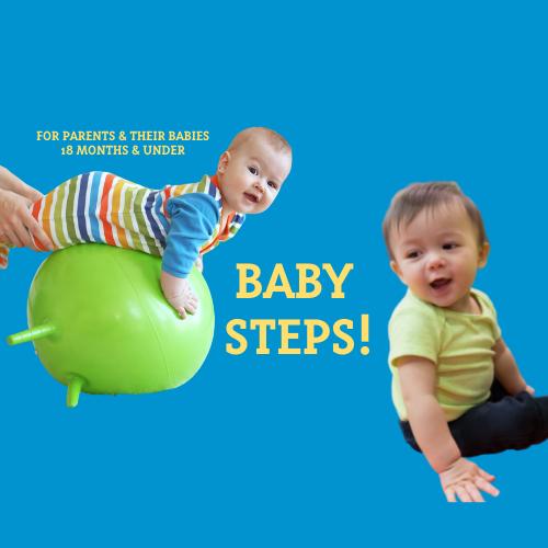 Baby Steps at Pretend City