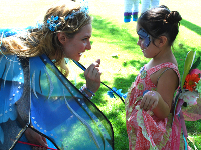 A Faery Hunt Show and Halloween Party