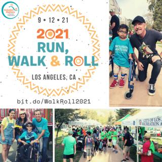 Inclusion Matters Run, Walk & Roll 2021