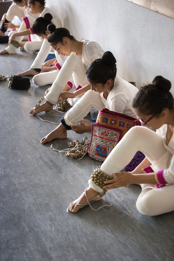 ReSound: Kathak in the Streets