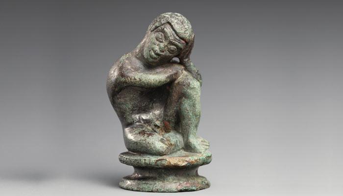 Art Break: Seeing Blackness in Greek and Etruscan Art