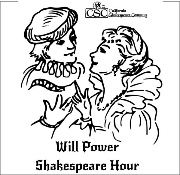Will Power Shakespeare Hour