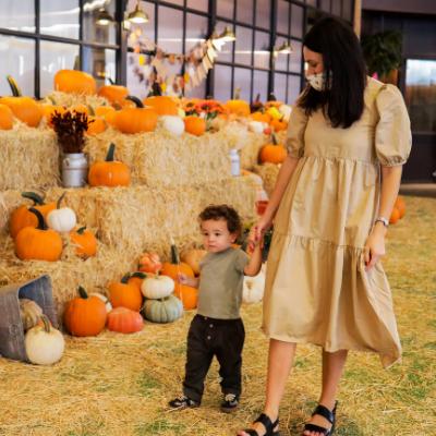 Beverly Center Pumpkin Patch