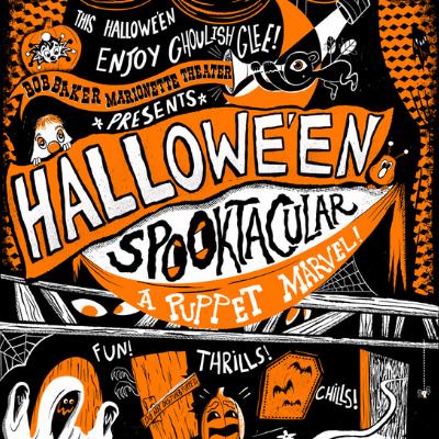 Hallowe'en Spooktacular