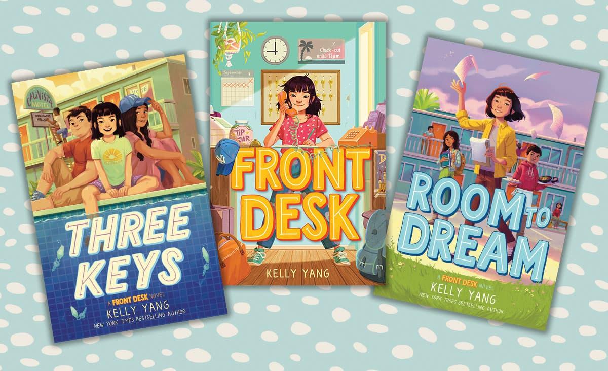Kelly Yang Virtual Book Launch & Talk