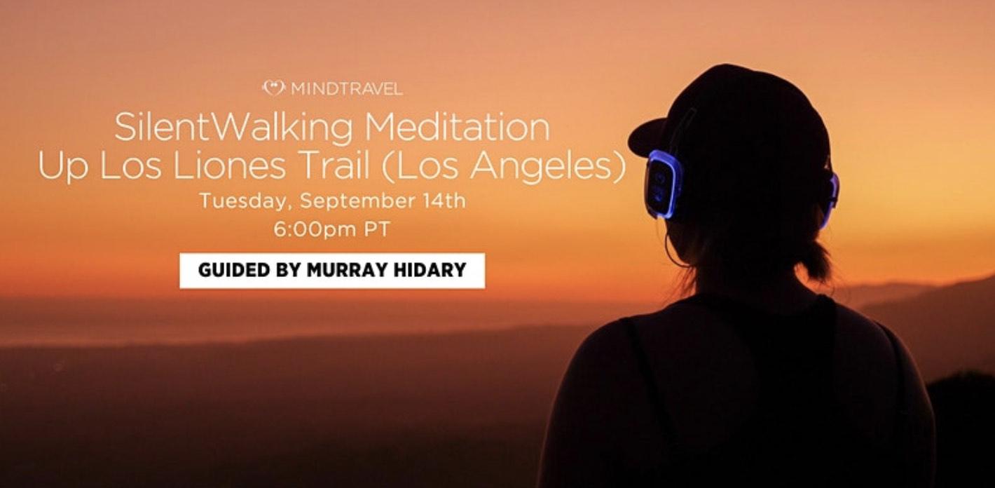 MindTravel Silent Walking Meditation