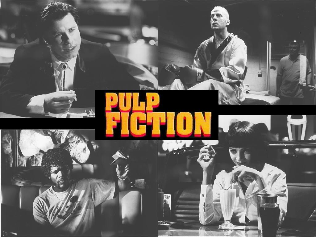 Pulp Fiction @ Electric Dusk Drive-In