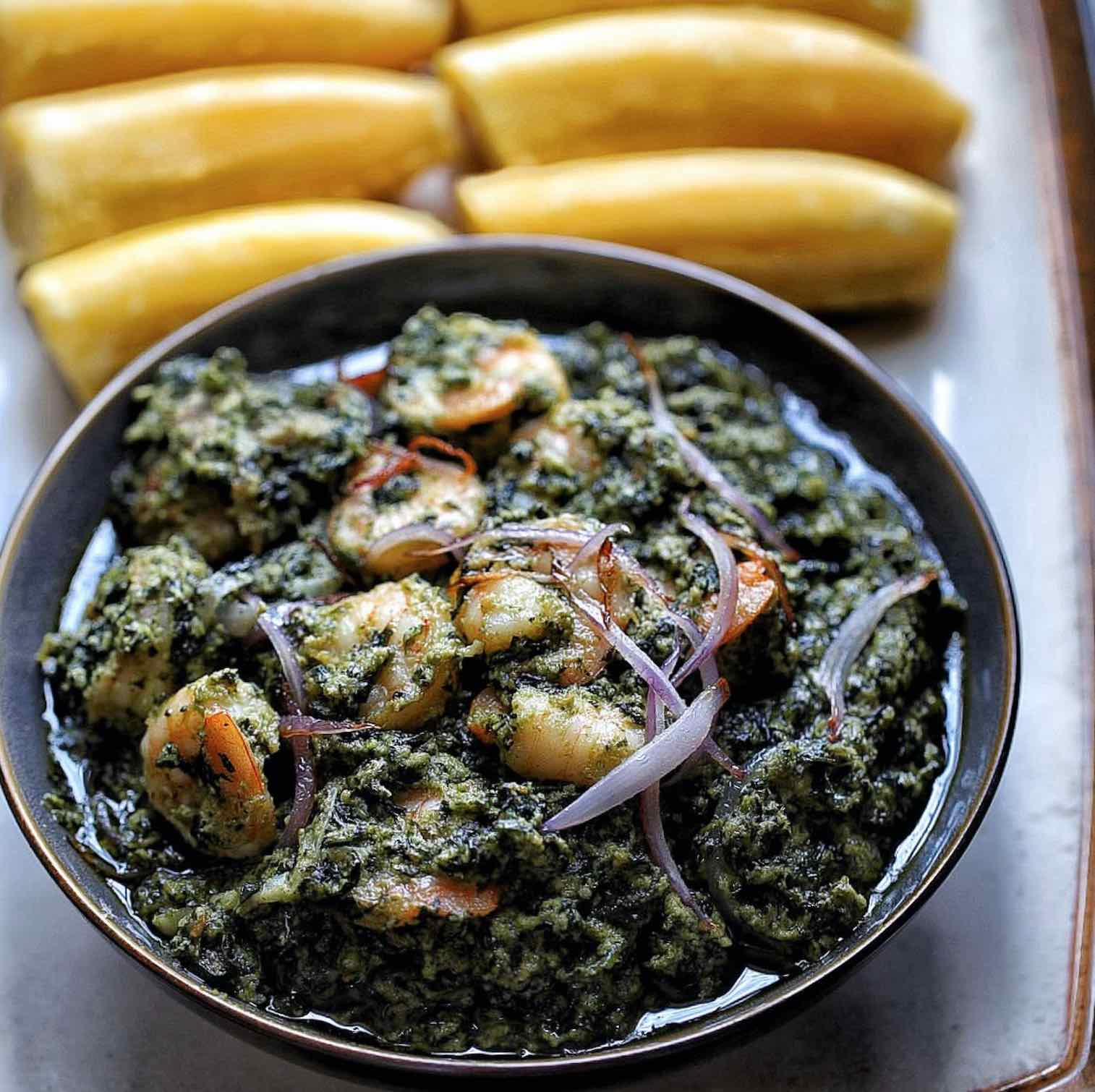 Global Cuisine Cooking Lessons: African Chop