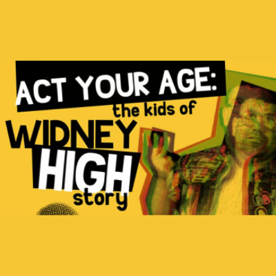 An Evening with The Kids of Widney High