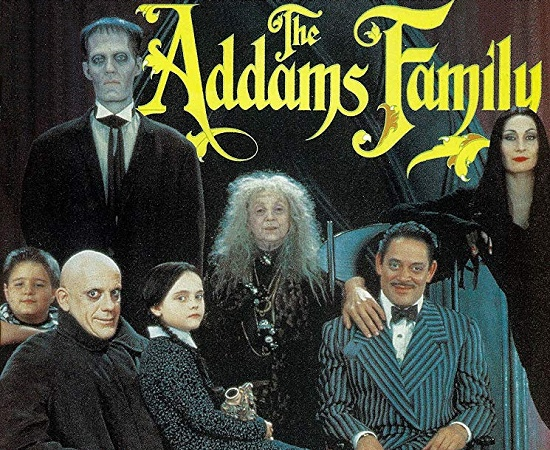 The Addams Family @ Electric Dusk Drive-In