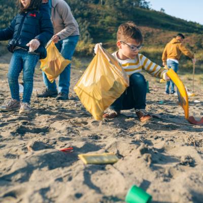 Port Hueneme Beach Cleanup