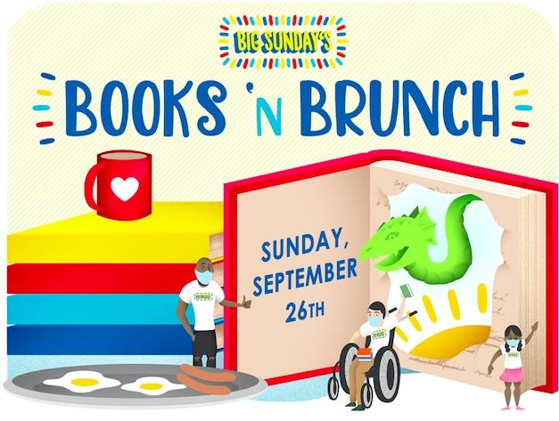 Big Sunday's Books 'n Brunch