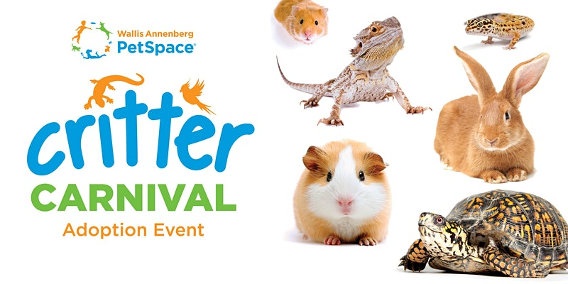 Critter Carnival: Adoption Event