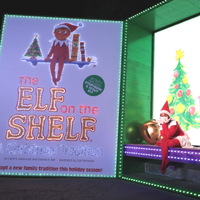 The Elf on the Shelf's Magical Holiday Journey
