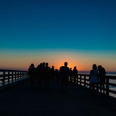 Sunset Pier Walks