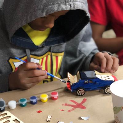 Build a Solar Powered Car