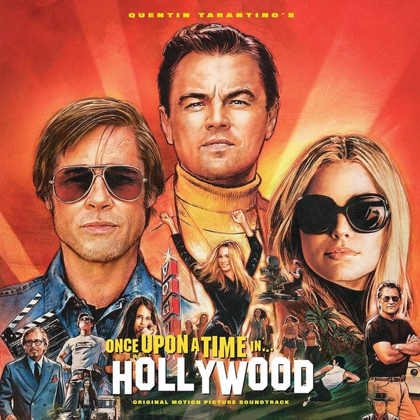 Once Upon a Time In Hollywood @ Electric Dusk Drive-In